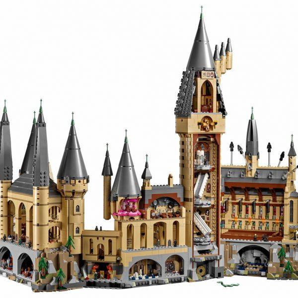 Huur LEGO Kasteel Zweinstein