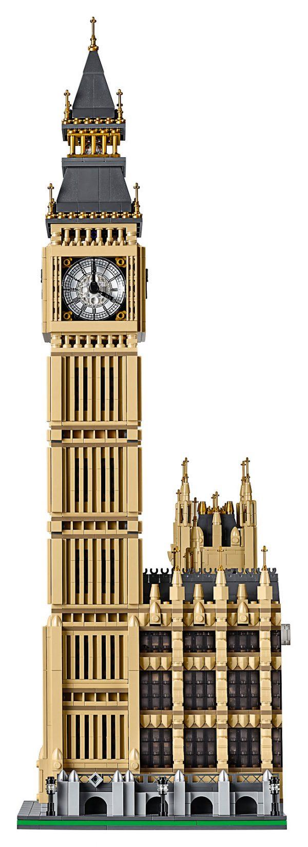 Huur de LEGO Big Ben