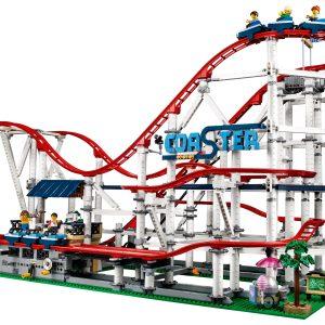 Huur de LEGO Achtbaan