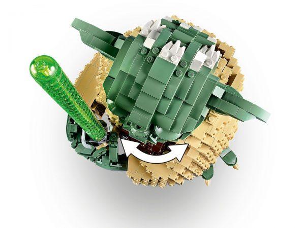 Huur LEGO Yoda