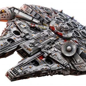 Stapel-Gek huur de mooiste LEGO-sets