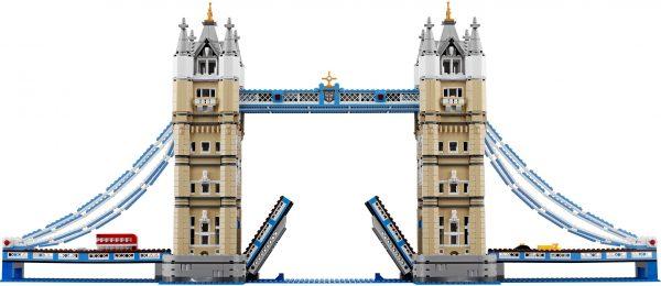 Huur de LEGO Tower Bridge