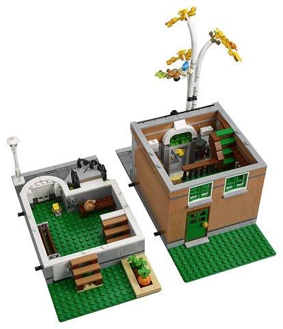 Huur de LEGO Boekenwinkel