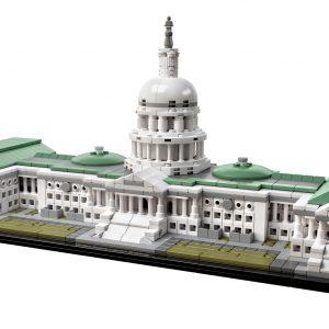 Huur LEGO Capitool
