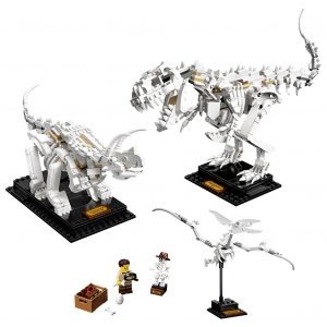Huur de LEGO Dinosaurusfossielen