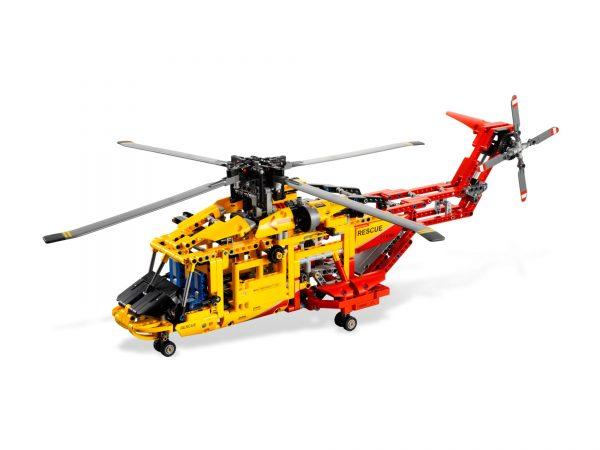Huur de LEGO® Helikopter