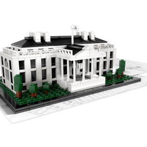 Huur LEGO The White House
