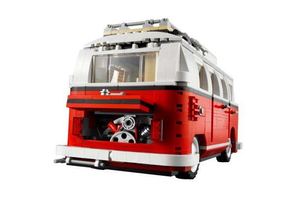 Huur de LEGO Volkswagen Bus