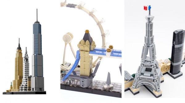 LEGO Wereldsteden pakket