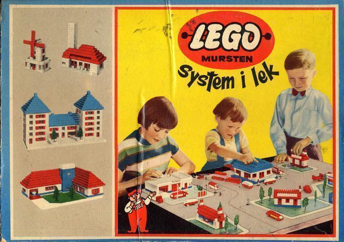 Over LEGO®