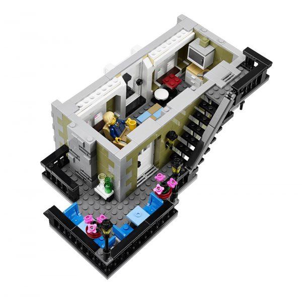 LEGO Parijse Restaurant