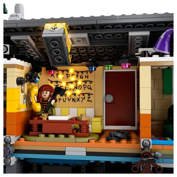 LEGO The Upside Down