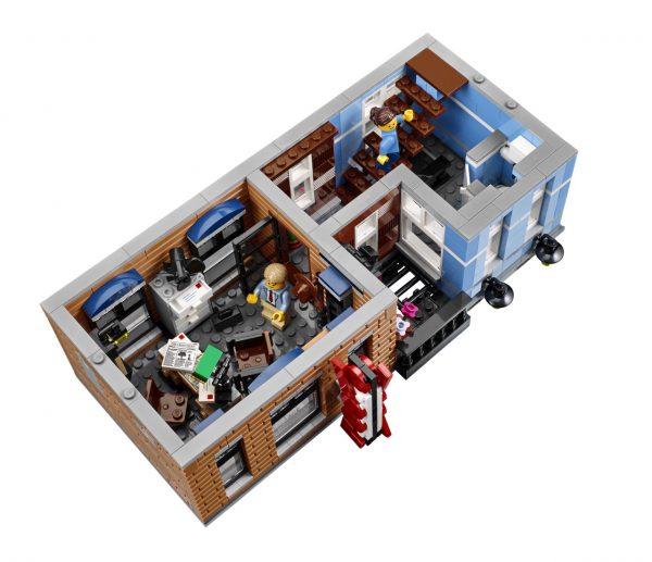 LEGO Detectivekantoor
