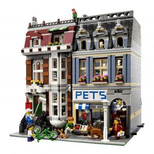 LEGO Dierenwinkel