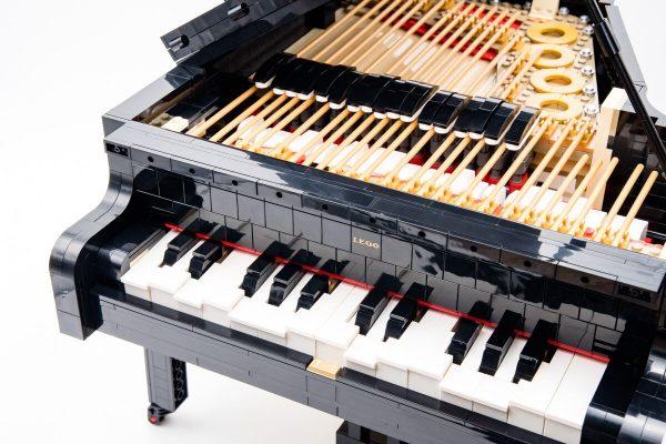 LEGO Vleugelpiano